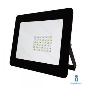 FARO LED SLIM PROIETTORE 30W SMD 6400K BIANCO FREDDO IP65 DA ESTERNO AIGOSTAR