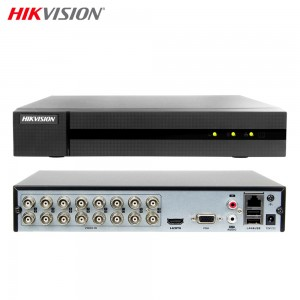 HIKVISION HWD-6116MH-G2 DVR 5IN1 AHD CVI TVI CVBS IP 16 CANALI UTC 4 MP TURBO HD