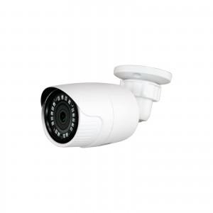 TELECAMERA CAMERA HDTVI / HDCVI / AHD / CVBS VIDEOSORVEGLIANZA INFRAROSSI 2 MPX 3.6 MM