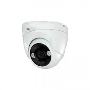 TELECAMERA CAMERA AHD DOME VIDEOSORVEGLIANZA INFRAROSSI 2.1 MP 3.6 MM 1080P
