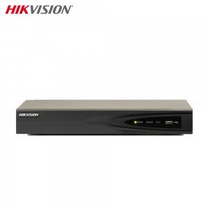 NVR HIKVISION 8 CANALI 8 MPX 4K DS-7608NI-K1