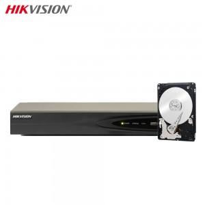 NVR HIKVISION 8 CANALI 8 MPX 4K DS-7608NI-K1 HARD DISK 2TB