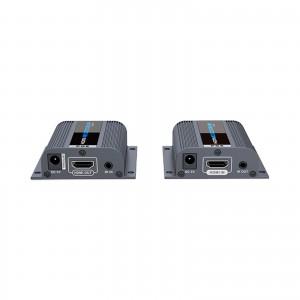 EXTENDER HDMI POE 1080p UTP CAT 6 TRASMETTITORE E RICEVITORE