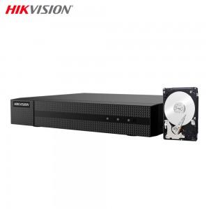 HIKVISION HWD-5104M DVR 5IN1 AHD CVI TVI CVBS IP 4 CH CANALI UTC 2 MPX 500 GB
