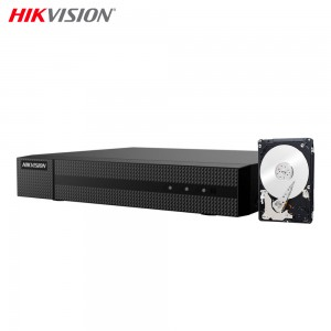 DVR IBRIDO CLOUD HDCVI AHD TVI CVBS IP 8 CANALI HIKVISION HWD-5108M 1 TB HDD