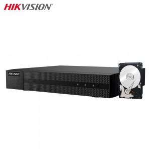 DVR 8 CANALI 5in1 4K HIKVISION HWD-7108MH-G2 HARD DISK 3TB