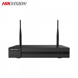 NVR 8 CANALI 4MPX H.265+ WIRELESS WIFI UTP ONVIF HIKVISION HWN-2108MH-W