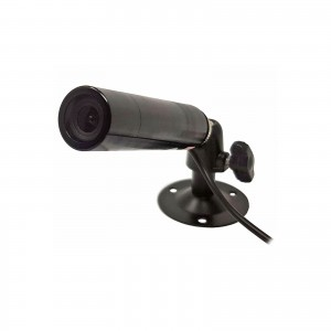 MINI TELECAMERA NASCOSTA BULLET SPY CAMERA  AHD 1.3 MPX 3.6 MM
