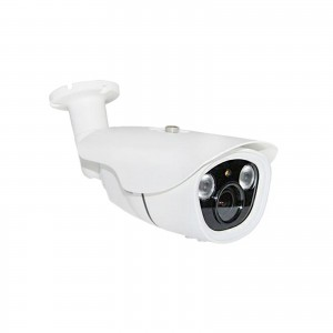 TELECAMERA AHD 3.0 MP VIDEOSORVEGLIANZA LED IR ARRAY VARIFOCALE 2.8-12MM