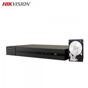 NVR 8 CANALI HIKVISION HWN-4108MH-8P 4K 8MPX ONVIF POE H.265+ CLOUD P2P 2TB HDD