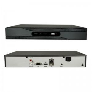 NVR 4 CH 1080P INGRESSO HDMI ONVIF 4 CANALI H265 8 MPX
