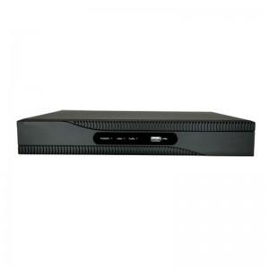 NVR 8 CH CANALI ONVIF 8 MP H265 H264 HDMI VGA 4K PROFESSIONALE P2P