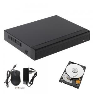 DVR IBRIDO 5in1 4 CANALI AHD HD-CVI HD-TVI CVBS TCP/IP 1080N APTI-XB0401-S32 500GB HARD DISK