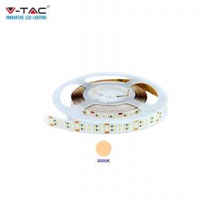V-TAC VT-2216 STRISCIA LED SMD2216 24V 5M CRI >95 BIANCO CALDO 3000K IP20 NO WP - SKU 2580
