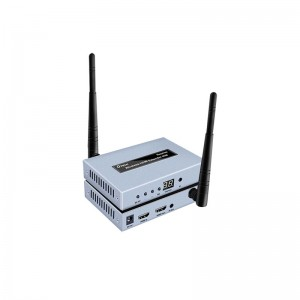 RIPETITORE TRASMETTITORE HDMI WIFI WIRELESS EXTENDER AHDIO VIDEO HD 2.4GHz E 5GHz