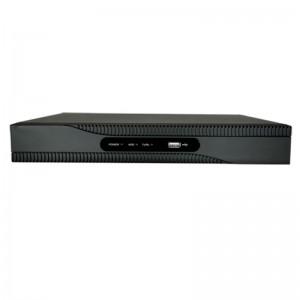 NVR POE INTEGRATO 16 CANALI INGRESSO HDMI ONVIF 16 PORTE POE H265+ 12 MPX