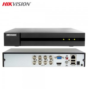 HIKVISION HWD-6108MH-G2 DVR 5IN1 AHD CVI TVI CVBS IP 8 CANALI UTC 4 MP TURBO HD