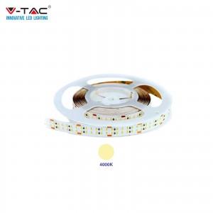 V-TAC VT-2216 STRISCIA LED SMD2216 24V 5M CRI >95 BIANCO NATURALE 4000K IP20 NO WP - SKU 2581