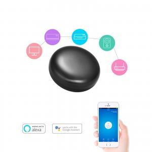 Smart Home WiFi universale infrarossi Telecomando WiFi-IR Telecomando Alexa Google