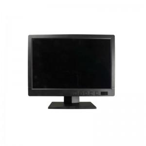 MONITOR LED 10 POLLICI COLORI VGA HDMI BNC 16:10 SPEAKER INCORPORATI