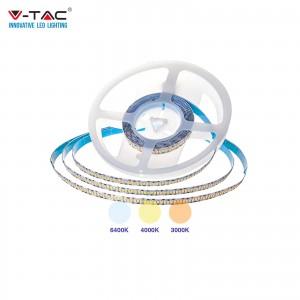 V-TAC PRO VT-10-24 STRISCIA LED CHIP SAMSUNG SMD2835 24V 10M IP20 NO WP   SKU 320 - 321 - 322